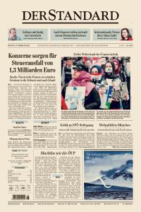 Der Standard – 17. Februar 2020