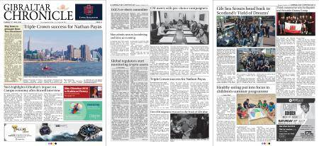 Gibraltar Chronicle – 17 July 2018