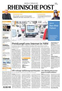 Rheinische Post – 17. Februar 2020
