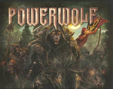 Powerwolf - The Metal Mass Live (Earbook Edition) (2016)
