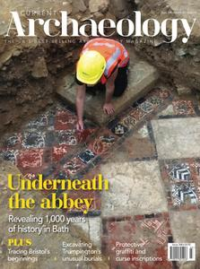 Current Archaeology - Issue 348