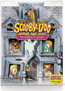 Scooby Doo, Where Are You! - The Complete Series (1969-1970) [Disc 4/4]