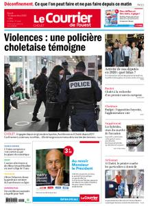 Le Courrier de l'Ouest Cholet – 15 décembre 2020