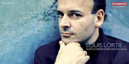 Louis Lortie - Maurice Ravel: Complete Works for Solo Piano (2003) 2CDs