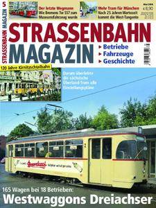 Strassenbahn Magazin - Mai 2018