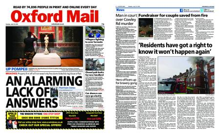 Oxford Mail – July 23, 2019