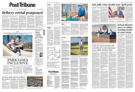 Post-Tribune – November 14, 2020