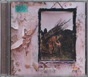 Led Zeppelin - Led Zeppelin IV (1971) {2001, Reissue}