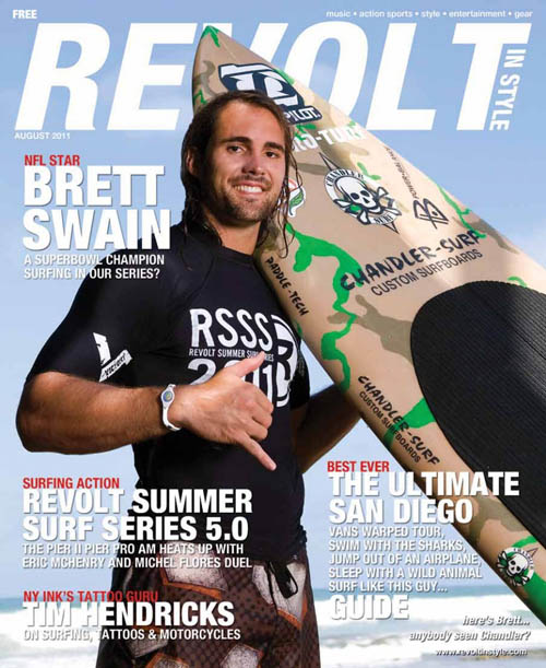 Revolt in Style - August 2011