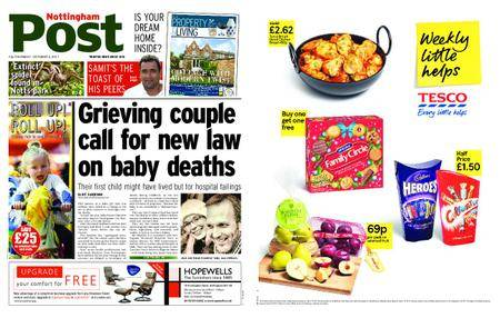 Nottingham Post – October 05, 2017