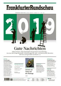 Frankfurter Rundschau Main-Taunus - 02. Januar 2019