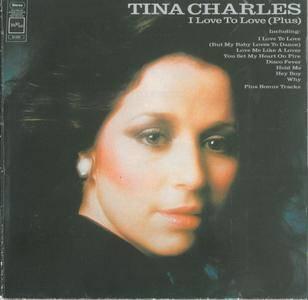 Tina Charles - I Love To Love (Plus) (1976) [2007]