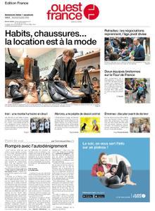 Ouest-France Édition France – 08 janvier 2020