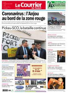 Le Courrier de l'Ouest Angers – 10 septembre 2020