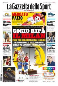 La Gazzetta dello Sport Roma – 28 giugno 2019