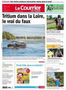 Le Courrier de l'Ouest Nord Anjou – 25 juillet 2019