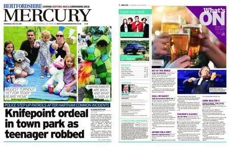 Hertfordshire Mercury – July 25, 2019