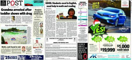 The Guam Daily Post – December 01, 2017