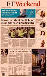 Financial Times UK – 19 October 2019