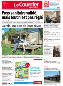 Le Courrier de l'Ouest Cholet – 20 juillet 2021