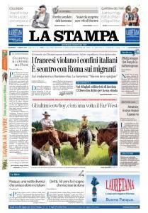 La Stampa Imperia e Sanremo - 1 Aprile 2018