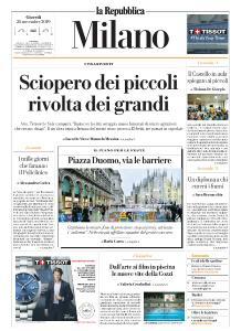 la Repubblica Milano - 28 Novembre 2019
