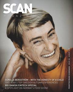 Scan Magazine - August 2017
