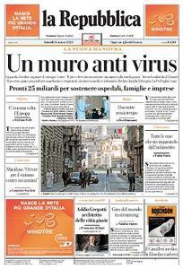 la Repubblica - 16 Marzo 2020