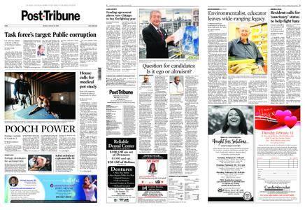 Post-Tribune – January 28, 2018