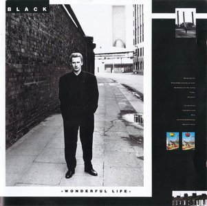 Black - Wonderful Life (1987) {2013 Deluxe Edition, Expanded & Remastered}