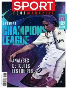 Sport Foot Magazine - 12 Septembre 2018
