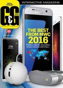 Gadgets and Gizmos - March 2016
