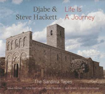 Djabe & Steve Hackett - Life Is A Journey (2017) {Esoteric Antenna}