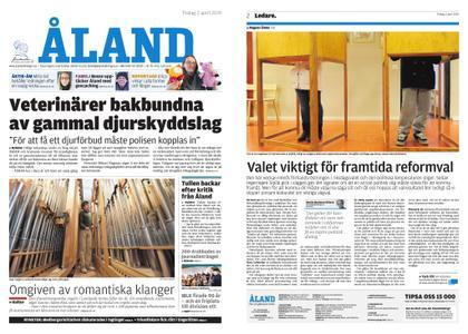 Ålandstidningen – 02 april 2019