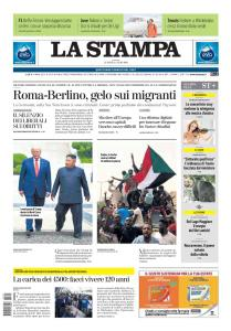 La Stampa Imperia e Sanremo - 1 Luglio 2019
