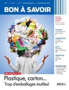 Bon à Savoir - Avril 2019