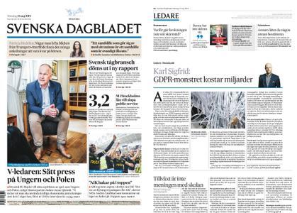 Svenska Dagbladet – 13 maj 2019