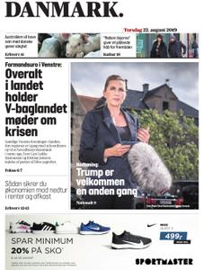 JydskeVestkysten Tønder – 22. august 2019