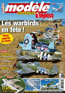 Modèle Magazine - avril 2021