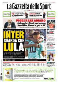 La Gazzetta dello Sport Bergamo – 21 ottobre 2019