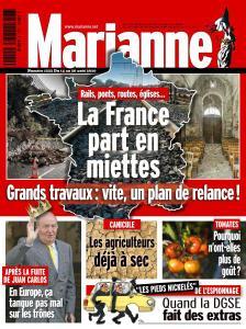 Marianne - 14 Août 2020