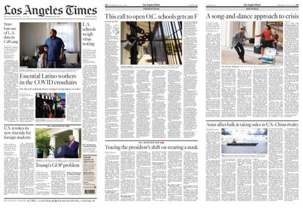 Los Angeles Times – July 15, 2020