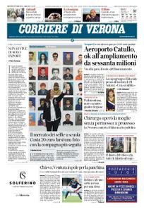Corriere di Verona – 09 ottobre 2018