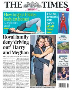 The Times - 11 January 2020