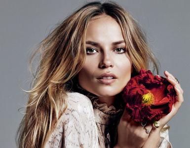 Natasha Poly by Alique for Glamour Russia September 2015