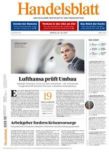 Handelsblatt - 29. Juli 2019
