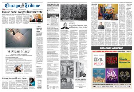 Chicago Tribune – December 13, 2019