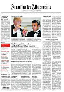 Frankfurter Allgemeine Zeitung F.A.Z. - 29. Juli 2019