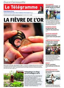 Le Télégramme Ouest Cornouaille – 23 août 2019
