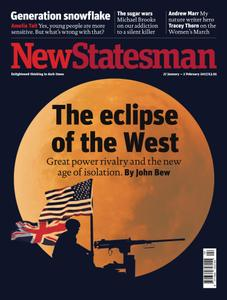 New Statesman - 27 January - 2 February 2017